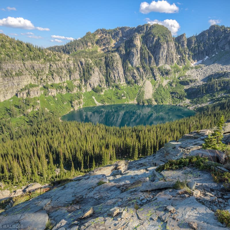 Little Spar Lake