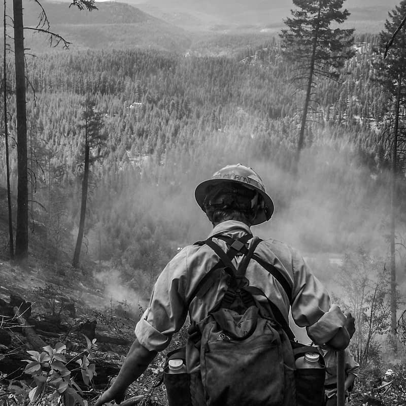 Smokey Descent
